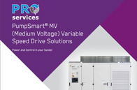 PumpSmart Medium Voltage Brochure