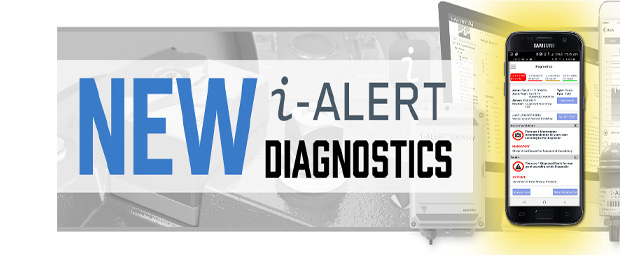 NEW i-ALERT Diagnostics