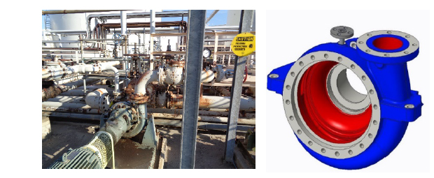 Custom Replacement Pump Improves Oil Refinery Capacity